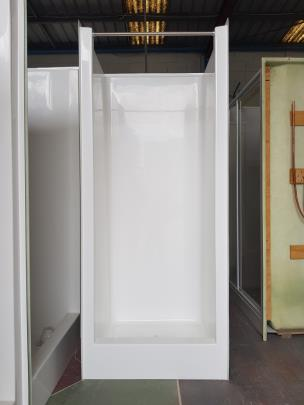 Diy Shower Cubicle D Diy Caravans